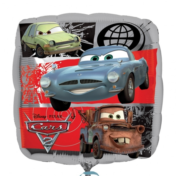 "Disney Cars Foil Balloon - 18""/45cm-0"