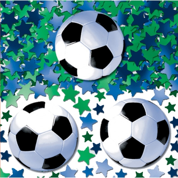 Football Party Confetti - 14g-0