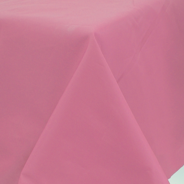 Pretty Pink Paper Tablecover - 1.4m x 2.8m-0