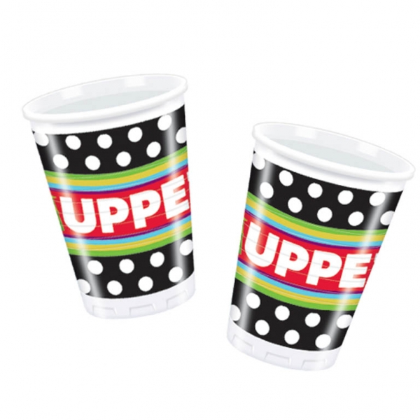 The Muppets Plastic Cups 180ml - Pack of 10-0