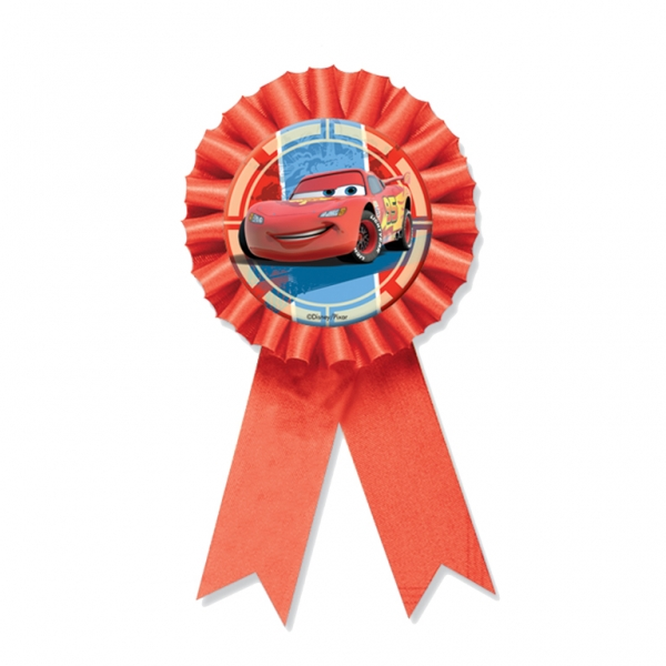 Disney Cars Award Ribbon -0