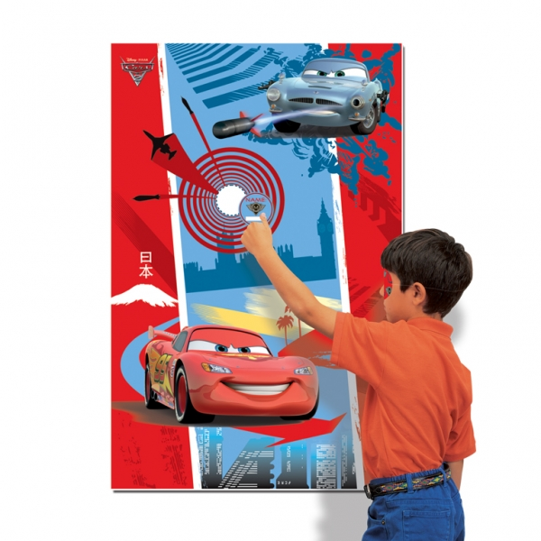 Disney Cars Party Game -0