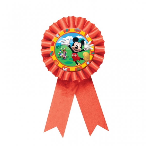 Mickey Mouse Award Ribbon-0