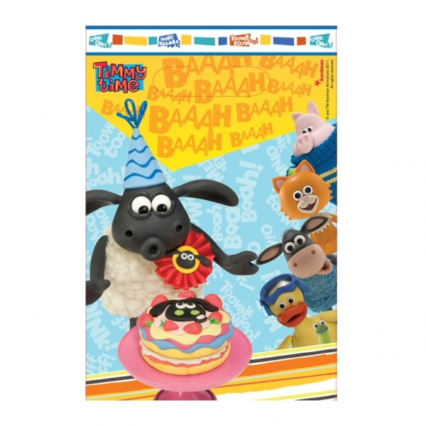 Timmy Time Loot Bags - Pack of 8-0