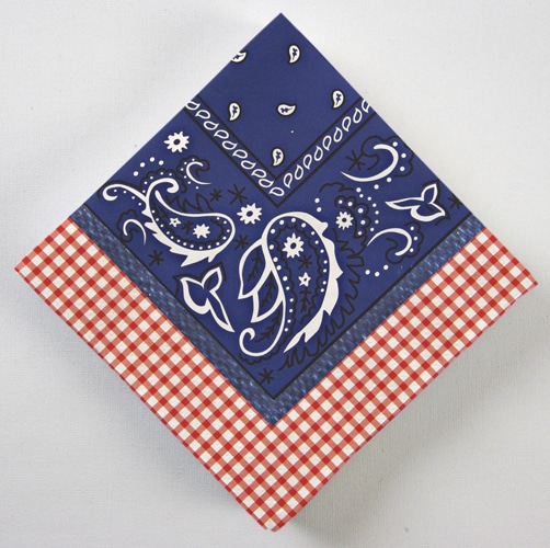 """Howdy Cowboy Party 10"""" Napkins - Pack of 20-0"""
