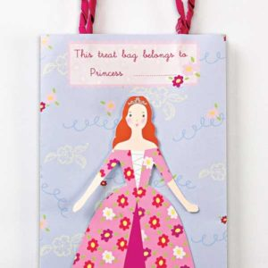 Fairytale Princess Party Bags - Pack of 8-0