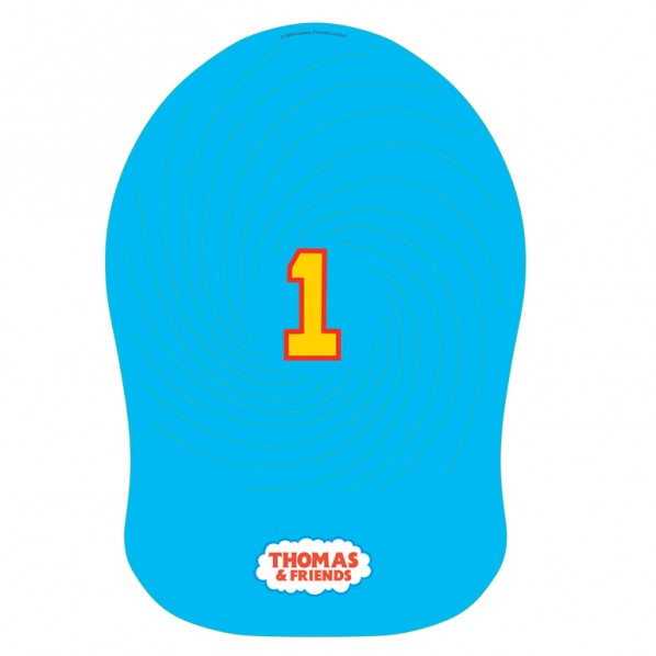 Thomas The Tank Spiral Hats - Pack of 6-0