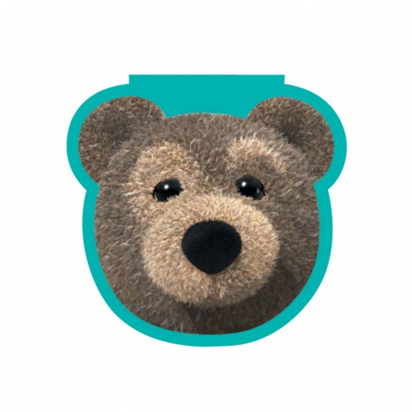 Little Charley Bear Notepads - Pack of 6-0