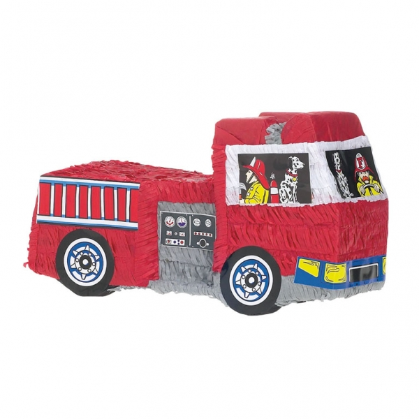 Fire Engine Conventional Pinata-0