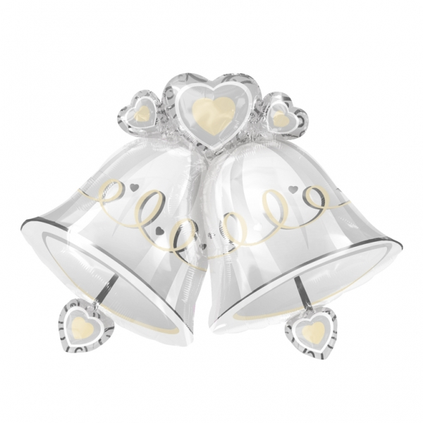 Wedding Bells Foil Balloon Wedding And Party Store