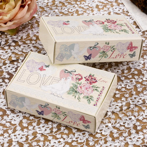 With Love Cake Boxes x 10 -0