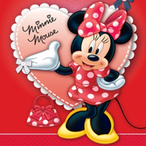 Minnie Mouse Polka Dots