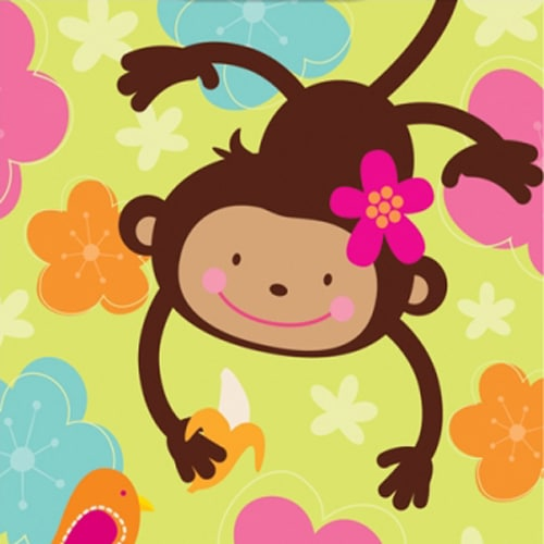 Monkey Love Party