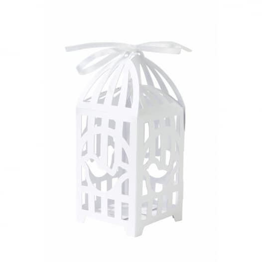 Bird Cage Favour Boxes