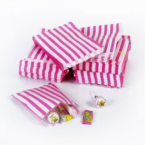 Sweet Bags - Candy Stripe or Polka Dot