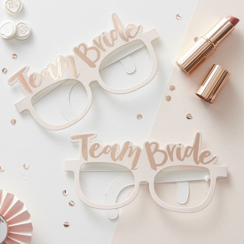 Team Bride Hen Night - By Ginger Ray