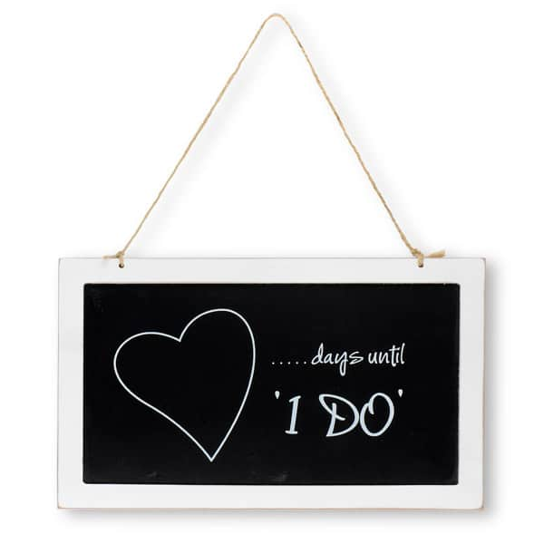 Wedding Countdown Gifts & Planners