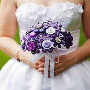Wedding Bouquet Holder