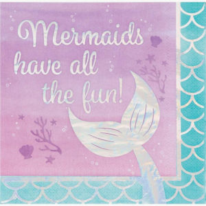 Mermaid Shine Party
